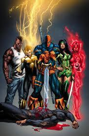 the titans team comic vine