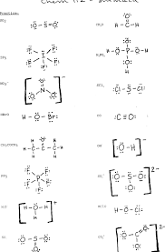 chemistry 112 lecture outline answer keys