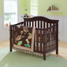 Boy Monkey Crib Bedding Monkey Crib Bedding Youll Bunches Themes For Baby