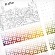 behr fan deck color selector behr color box behr architect
