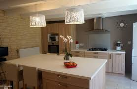 Rideaux Cuisine Campagne by Cuisine Campagne Chic Blanche Indogate Com Idee Decoration