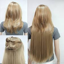 invisible hair new invisible wire fish line clip in hair extensions