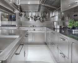 Stainless Steel Kitchen Wall Cabinets Kitchen Unusual Stainless Steel Kitchen Industrial Kitchen Decor