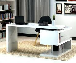 office desk office home desks stunning modern with unique white