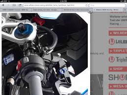 hp4 race track suspension ride high page 2 bmw s1000rr forums
