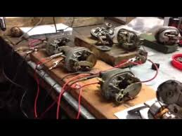 running lucas wiper motors youtube