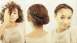 cute hairstyles for short hair quick appealing quick u easy natural hairstyles under seconds for short