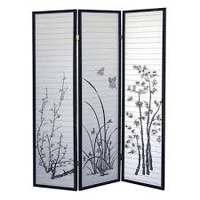 Karalis Room Divider Compare The Best Wood Folding Screens And Room Dividers Black