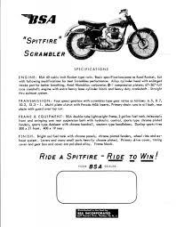 57 spitfire scrambler frame vs goldstar frame britbike forum