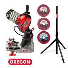 amazon com oregon 620 120 511ax hydraulic bench grinder chainsaw