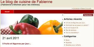 blogs de cuisine les blogs