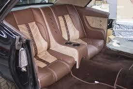 1999 Camaro Interior Installing A Stylish Interior In A 1969 Camaro