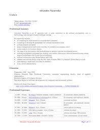 Free Open Office Resume Templates 100 Resume Open Office Resume Examples 10 Best Open Office