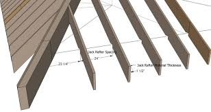 rafter spacing roof framing geometry rafter tools for iphone jack rafter