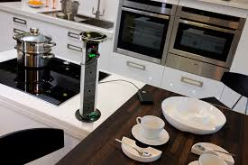 kitchen island power the future of power solutions for the kitchen kitchens