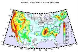 earthquake hazard map us state earthquake hazard maps liangma me
