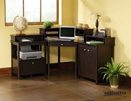 Bush Furniture Vantage Corner Desk by Small Corner Desk With Storage Home Design
