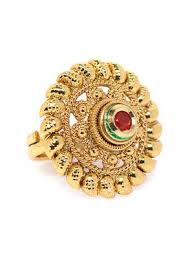 antique gold rings images Antique finger rings indian traditional toe ring payal jpg