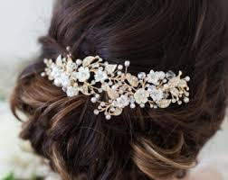 hair accessories wedding wedding hair accessories etsy