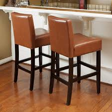 shop best selling home decor hazelnut bar stool at lowes com