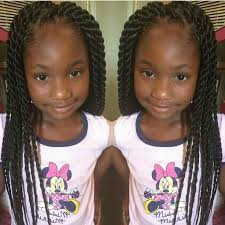 hairstyles for little girls with no edges best 25 crochet braids for kids ideas on pinterest crochet hair