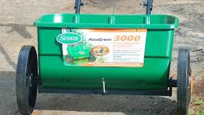 scott grass seed spreader settings grass decorations inspirations