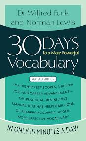 30 days to a more powerful vocabulary book by norman lewis