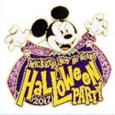 your wdw store disney pin 2017 mickey u0027s halloween party logo