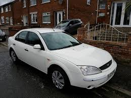 2004 white ford mondeo lx in belfast gumtree