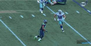 Blind Side Block Penalty Nfl Fines Golden Tate 21 000 For Block On Sean Lee