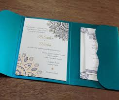fancy indian wedding invitations fancy floral hindu mandala in gold foil and letterpress printing