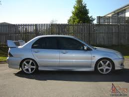 mitsubishi galant body kit mitsubishi lancer 2004 es in moreton qld