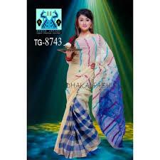 dhakai jamdani saree buy online dhakai jamdani ltd