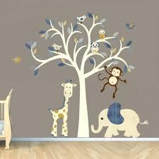 Nursery Owl Wall Decals Nursery Wall Decals Animals Baby Room Owl Wall Decals Original