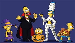 wallpapers simpsons halloween widescreen wallpapers bizarre