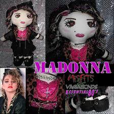 Seeking Doll Madonna Desperately Seeking Susan Chibi Doll By Vagabondmisfit On