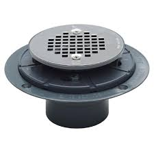 sioux chief 2 in pvc shower drain with strainer 821 2ppk the