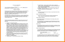 9 business contracts cinema resume