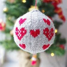 145 best knitted christmas ball images on pinterest christmas