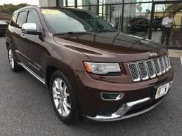 fred frederick chrysler dodge jeep ram 2014 jeep grand for sale in easton maryland 189143900