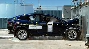 suv tesla tesla model x safest suv ever tested video technology