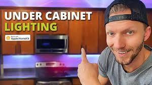 kitchen cabinet lighting argos how to install led lights cabinet lightstrips for your smart home