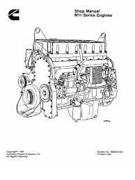 cummins m11 workshop manual engines turbocharger