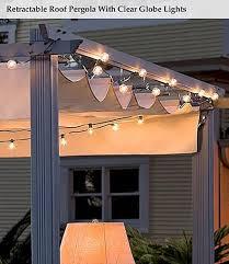 patio adjustable retractable pergola a wonderful treat for