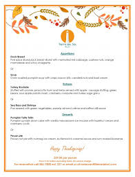 thanksgiving 2015 post menus or info here page 3