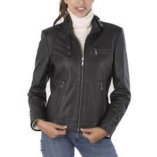 best leather motorcycle jacket arrow women u0027s cowhide leather motorcycle jacket u2013 misses u0026 petite