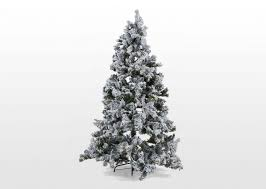christmas tree with snow large snow christmas tree with led ligh ez living furniture