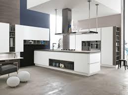 Stosa Kitchen La Cucina Allegra Di Stosa In Laccato Opaco Bianco Prevede