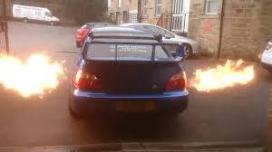 subaru fire epic subaru impreza amazing exhaust flame everything subaruuu