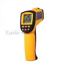 thermometre cuisine pas cher thermomètre infrarouge ir laser sans contact sonde de température